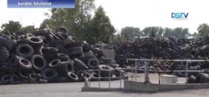 Embedded thumbnail for Polgármesteri sajtótájékoztató az ollétejedi gumifeldolgozó ügyében
