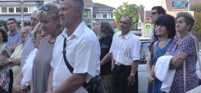 Embedded thumbnail for Városunk is megünnepelte Szent István napját