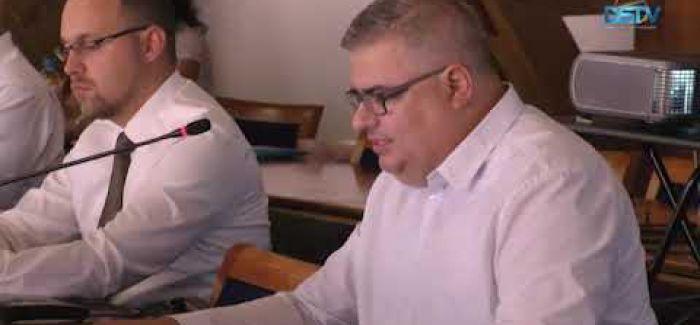 Embedded thumbnail for Megtartotta utolsó előtti ülését a városi képviselő-testület