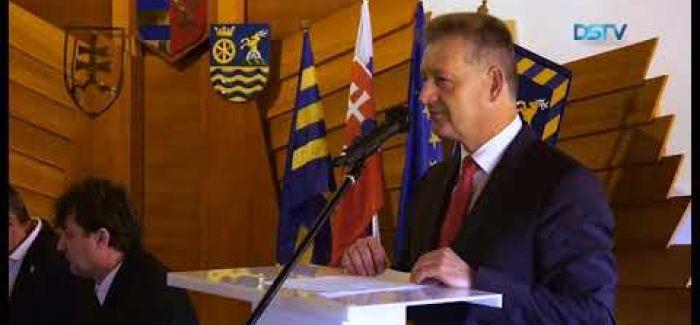 Embedded thumbnail for Látható eredményei lesznek a kihelyezett megyei ülésnek