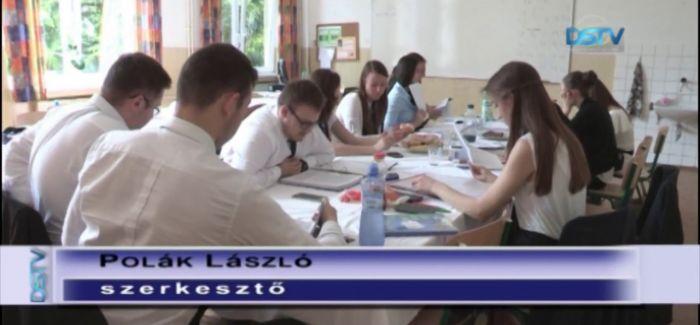 Embedded thumbnail for Közel 40 ezer diák érettségizik a szlovákiai középiskolákban