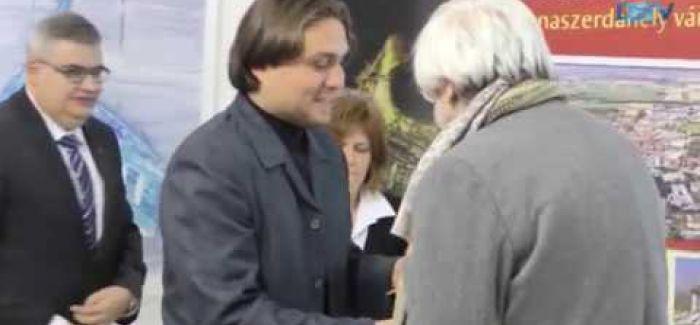 Embedded thumbnail for Két felvidéki magyar hitvallóra emlékeztek a rendezvényen