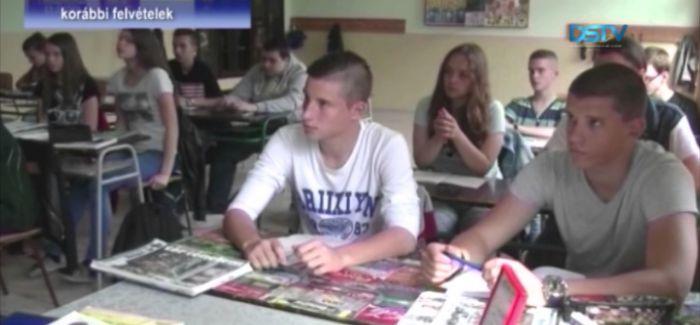 Embedded thumbnail for Az alapiskolákban mostantól gyűjthetik a használt étolajat és zsiradékot