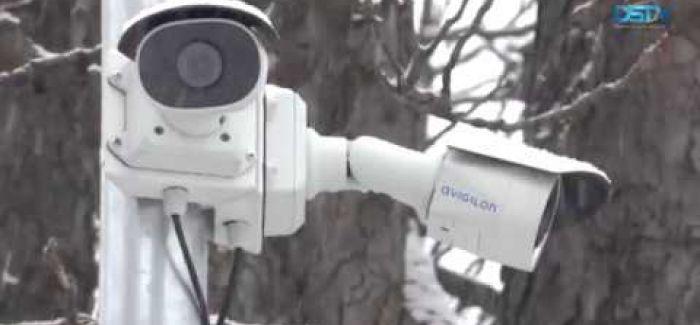 Embedded thumbnail for Bővül a városi térfigyelő kamerarendszer
