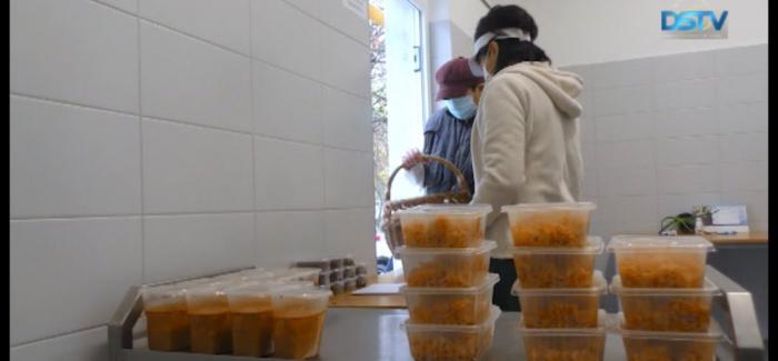 Embedded thumbnail for Egyre több nyugdíjas veszi igénybe a városi cég étkeztetési szolgáltatását