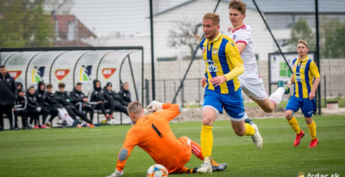 U19: DAC - Trencsén 6:1 (3:0)