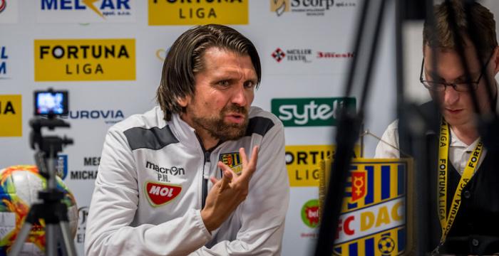 Edzői értékelés az MFK Zemplín Nagymihály - FC DAC 1904 (0:2) mérkőzés után
