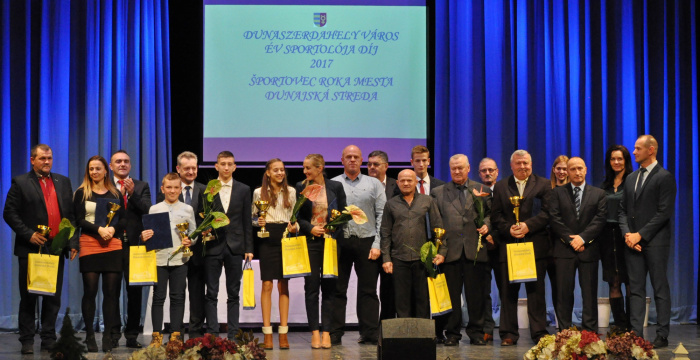 """Felhívás javaslattételre az """"Dunaszerdahely város Év Sportolója Díj 2019"""" cím adományozására"""