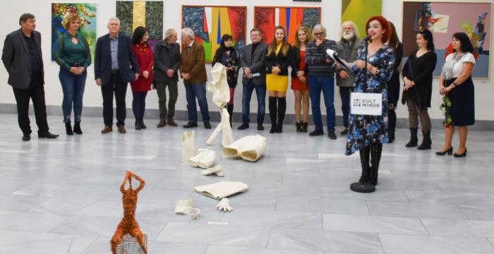 Három évtized alkotásai a Csallóközi Múzeumban