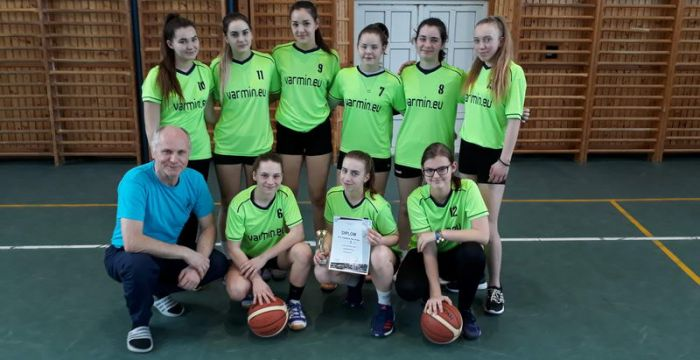 Kosárlabda – az alapikolások járási döntői