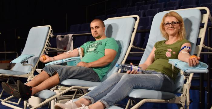 Vérüket adták, hogy másokon segíthessenek