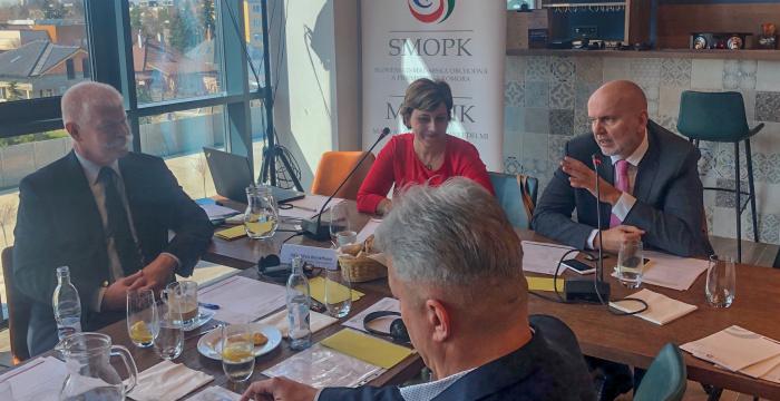 Ülésezett a Magyar-Szlovák Kereskedelmi és Iparkamara