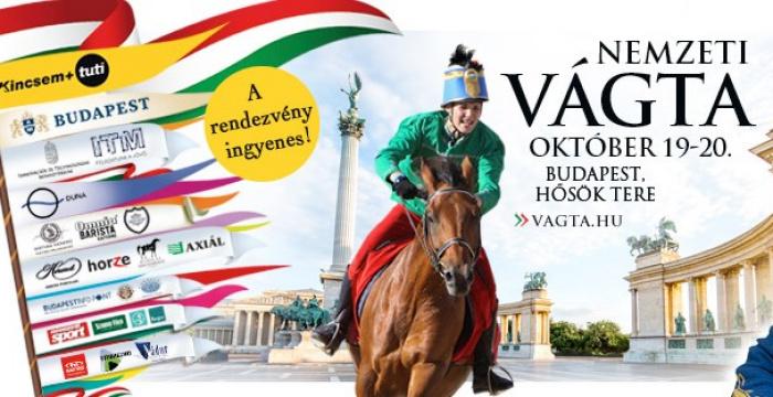 Erős csoportban száll nyeregbe Dunaszerdahely lovasa a Hősök terén