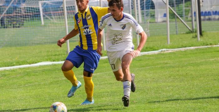 U19-es döntetlen a Poprád otthonában