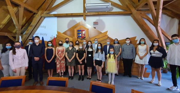 Gyerekszemélyiség 2020: Dunaszerdahely idén is elismerte legjobb alapiskolásait