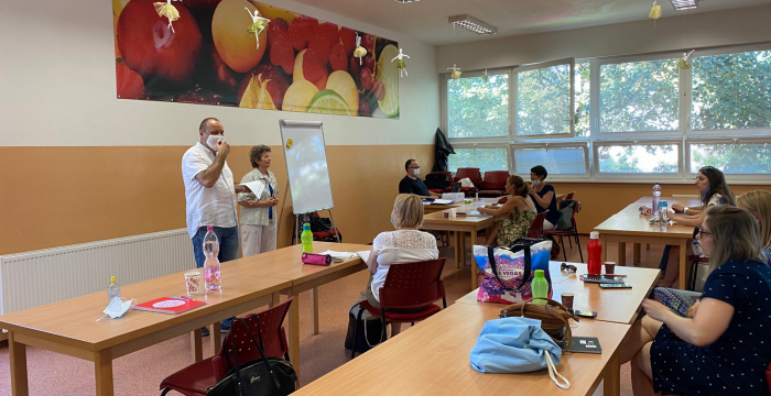 Mozgásterápia a tanulási nehézségek megelőzésére és oldására