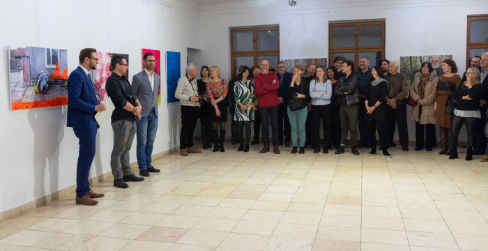 Vajkai benyomások a Kortárs Magyar Galériában