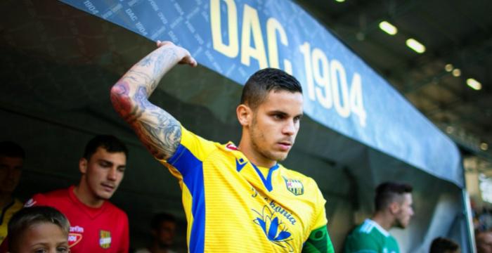 Koštrna kölcsönben a Dinamo Bukarestbe