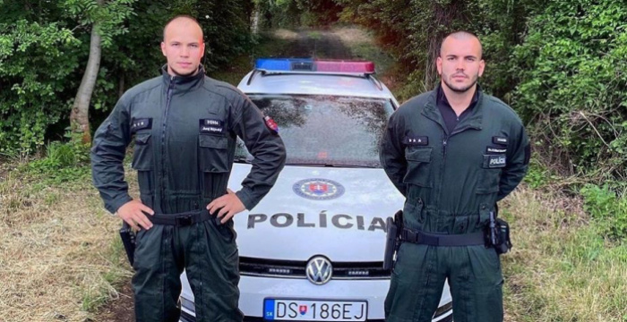 Emberéletet mentettek a dunaszerdahelyi rendőrök