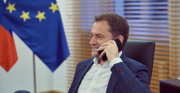 Június 3-án kerül sor a szlovák kormányfő első külföldi útjára