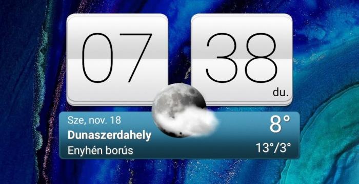 Ingyen letölthető a régi HTC telefonok ikonikus widgetje