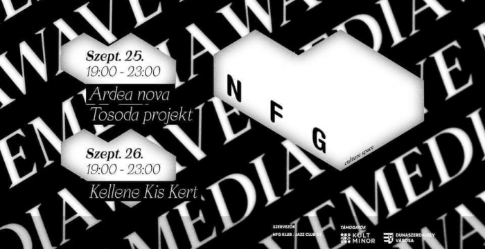 MEdiawave együttlét 2020