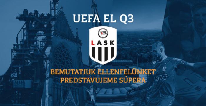 Bemutatjuk az Európa-ligás ellenfelünket: LASK Linz