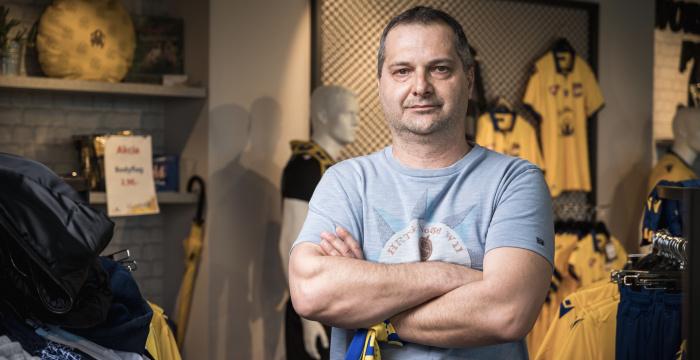 Bemutatkoznék, DAC-szurkoló vagyok – Tóth Csaba