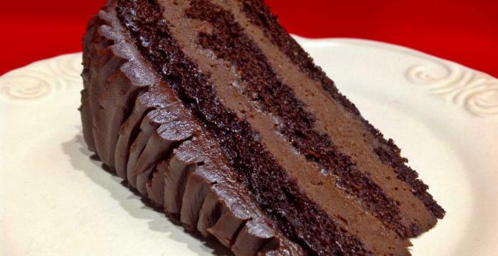 A csokitorta