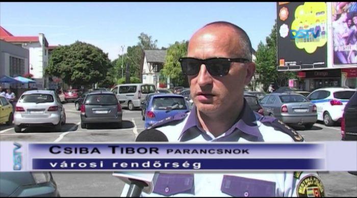 Embedded thumbnail for Lecserélik a régi parkolójegy-kiadó automatákat