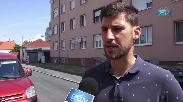 Embedded thumbnail for Újabb városfejlesztési beruházások valósultak meg Dunaszerdahelyen