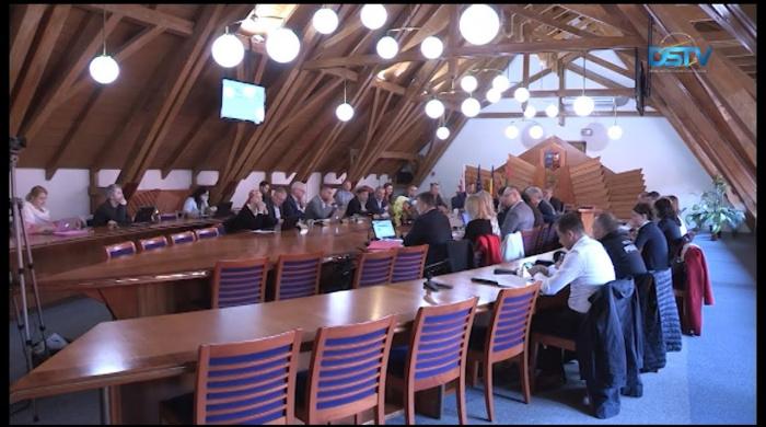 Embedded thumbnail for Fontos ügyek kerültek terítékre a testületi ülésen