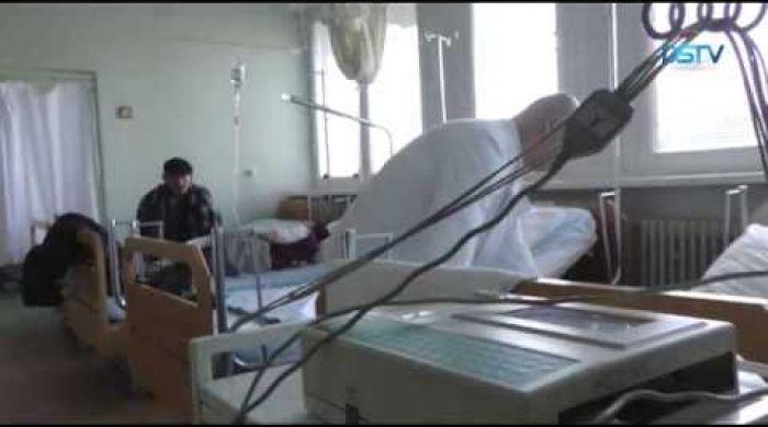 Embedded thumbnail for Több millió euróból újul meg néhány kórházi osztály