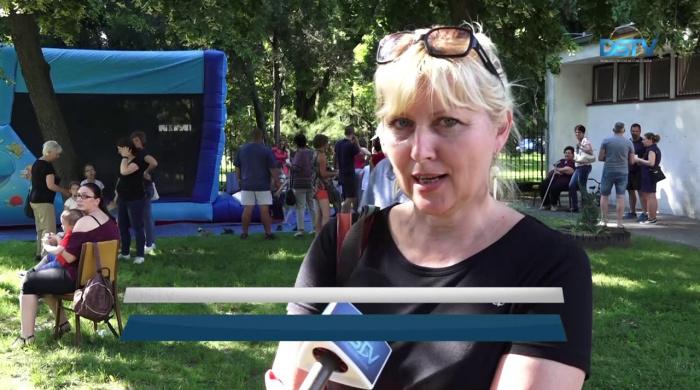 Embedded thumbnail for Szép jubileumot ünnepelt a Rózsaligeti óvoda