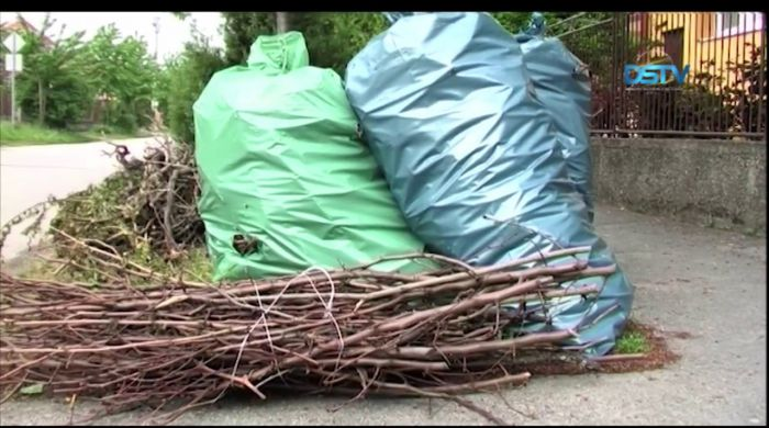 Embedded thumbnail for Elkezdődött a kerti zöldhulladék gyűjtése