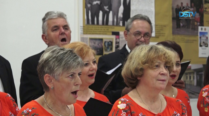 Embedded thumbnail for Kóruskoncert az európai kulturális örökség jegyében