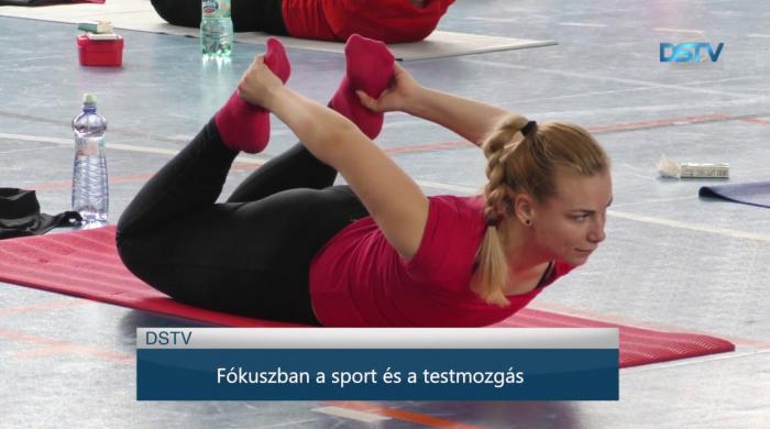 Embedded thumbnail for Fókuszban a sport és a testmozgás fontossága