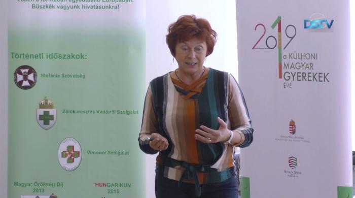 Embedded thumbnail for Fókuszban a gyermekegészségügyi prevenciós munkatársak felkészítése