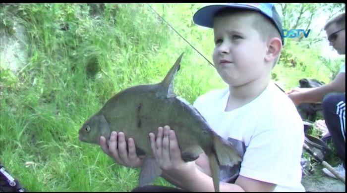 Embedded thumbnail for Nagy volt az érdeklődés a gyermek horgászverseny iránt