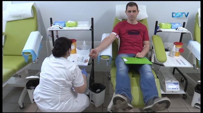 Embedded thumbnail for Komoly változás a kórházban a véradással és a vérellátással kapcsolatban