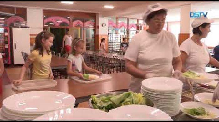 Embedded thumbnail for Egészséges iskolai étkeztetést 21. századi technológiával