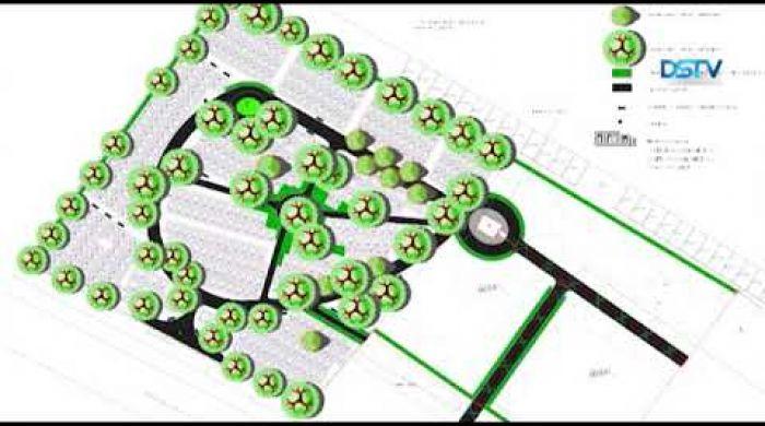Embedded thumbnail for Küszöbön áll a sikabonyi temető bővítése