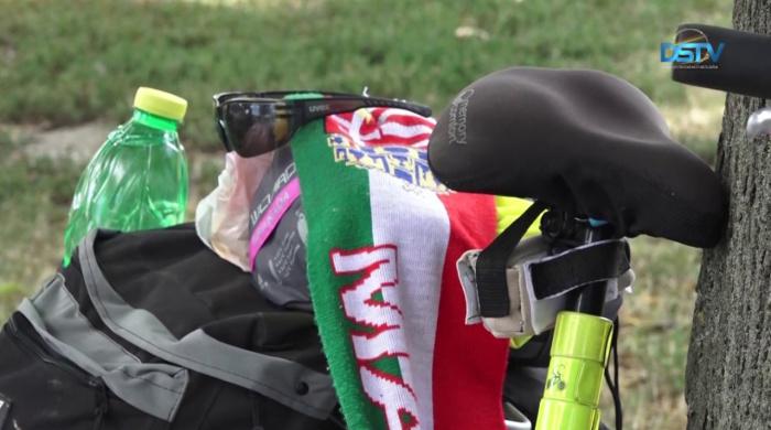 Embedded thumbnail for Otthonról hazáig tekertek a kerékpáros túra résztvevői