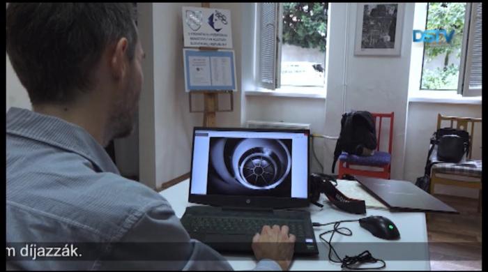 Embedded thumbnail for A dunaszerdahelyi Pollák László rangos fotográfiai elismeréssel gazdagodott