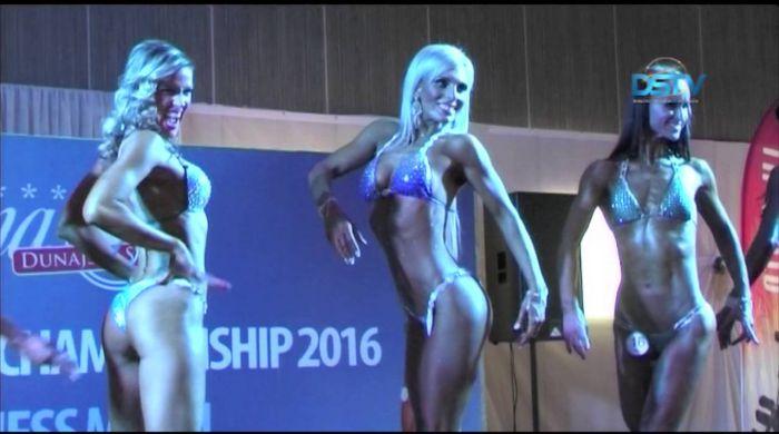 Embedded thumbnail for Huszonegy versenyző mutatta meg kidolgozott testét