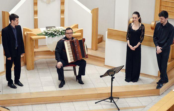 Harmonikagála a Dunaszerdahelyi Zenei Napokon