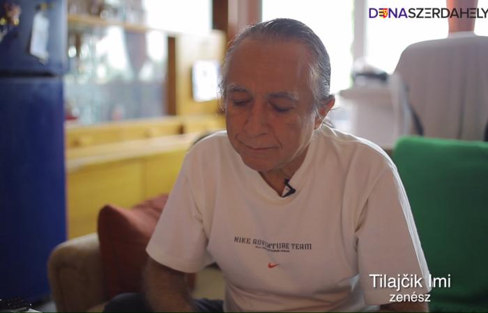 Videóinterjúnk Tilajčik Imivel