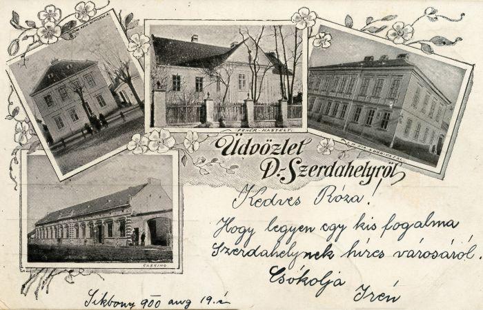 Mesélő képeslapok