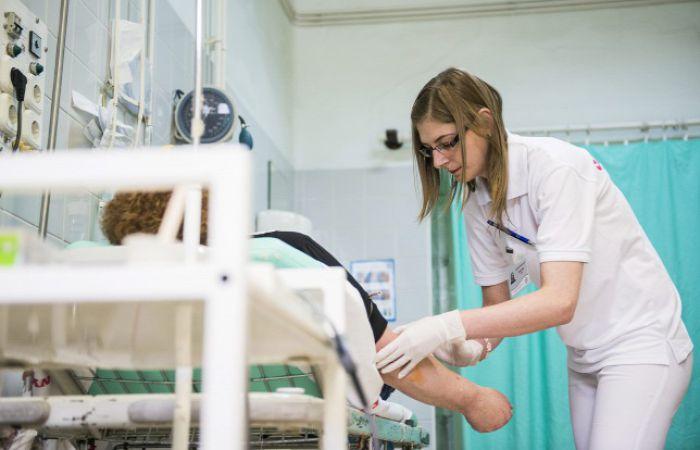 Az egészségügyben dolgozókat jutalmazzák májusban