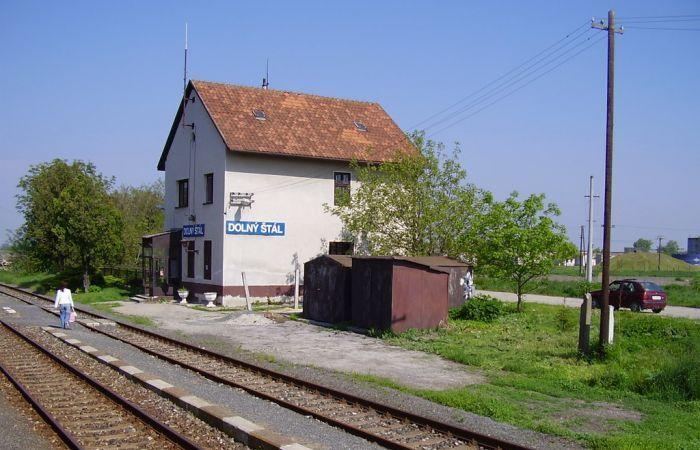 Vágányzár Alistál és Dunaszerdahely között